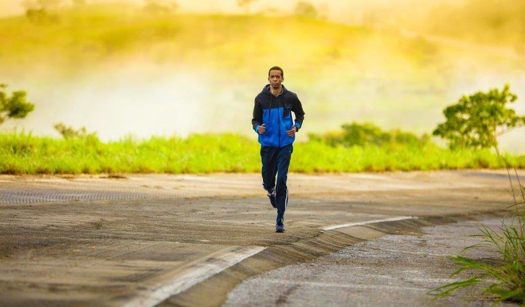Laufen, um Gewicht nach Süden Zeit zu verlieren